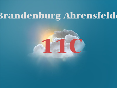Brandenburg Ahrensfelde weather