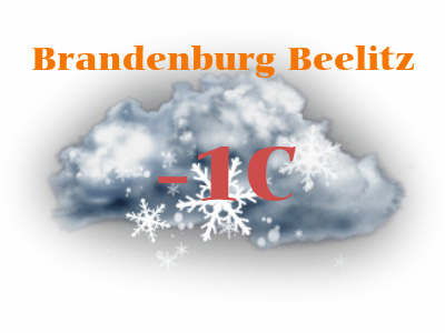 Brandenburg Beelitz weather