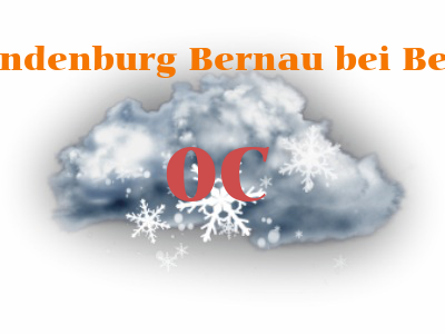 Brandenburg Bernau bei Berlin weather