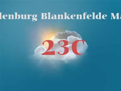 Brandenburg Blankenfelde-Mahlow weather