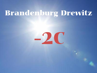 Brandenburg Drewitz weather