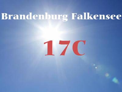 Brandenburg Falkensee weather