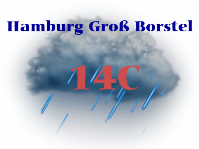 Hamburg Groß Borstel weather