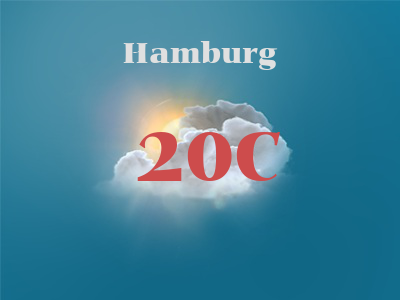 Hamburg weather