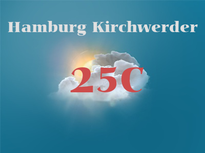 Hamburg Kirchwerder weather