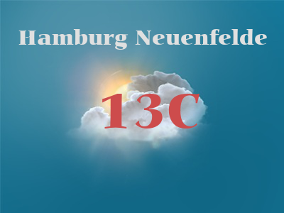 Hamburg Neuenfelde weather