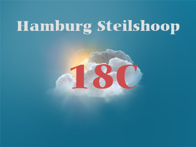 Hamburg Steilshoop weather