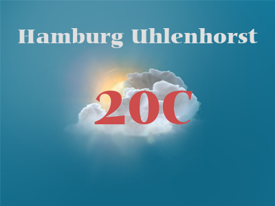 Hamburg Uhlenhorst weather