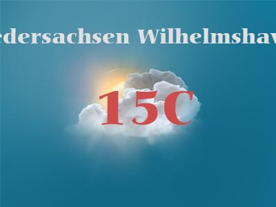 Niedersachsen Wilhelmshaven Wetter 16 Tage