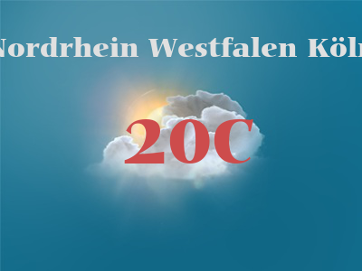 Nordrhein-Westfalen Köln weather